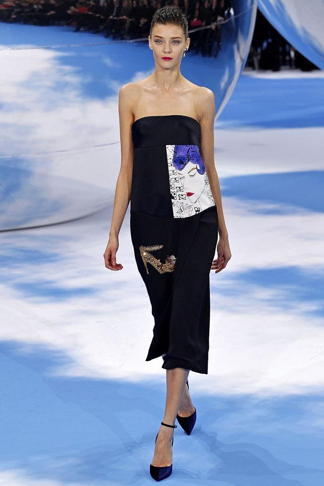 PARIS FASHION WEEK- Christian Dior Fall 2013. www.imageamplified.com, Image Amplified (2)