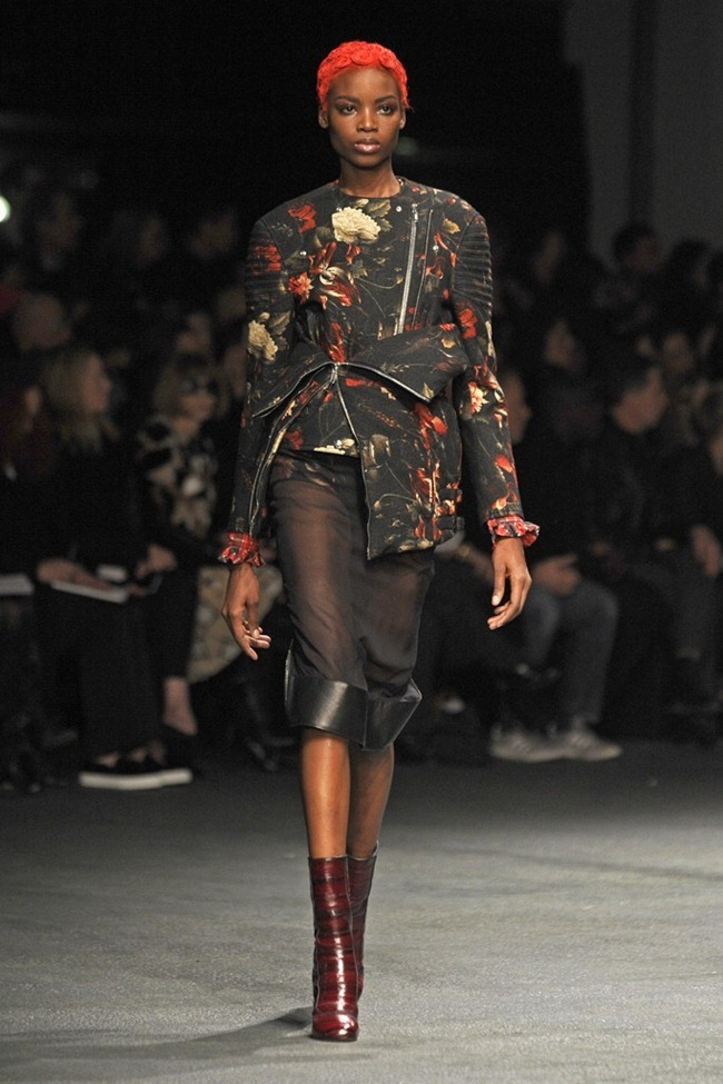 PARIS FASHION WEEK- Givenchy Fall 2013. www.imageamplified.com, Image Amplified (11)
