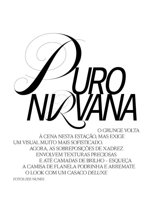 VOGUE BRAZIL- Aline Weber in Puro Nirvana by Zee Nunes. Daniel Ueda, March 2013, www.imageamplified.com, Image Amplified