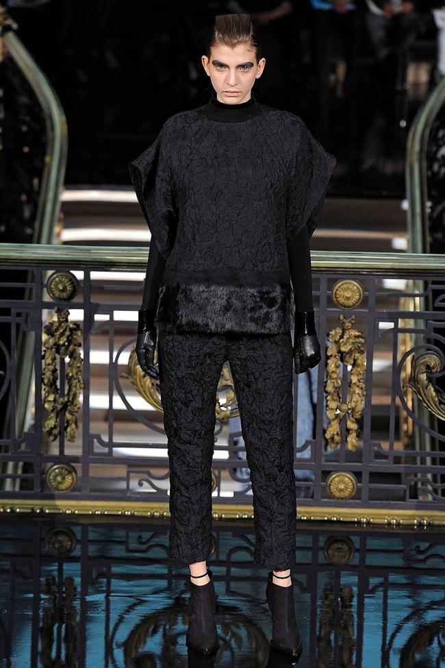 PARIS FASHION WEEK- John Galliano Fall 2013. www.imageamplified.com, Image Amplified (34)