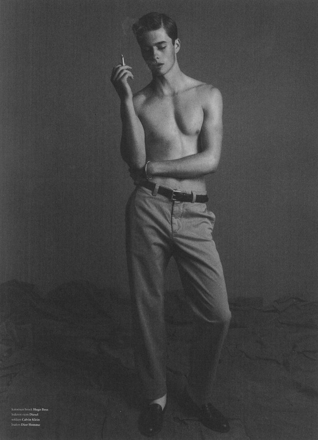 L'OFFICIEL HOMMES NL- Joe Collier by Andrew Weir. www.imageamplified.com, Image Amplified (1)