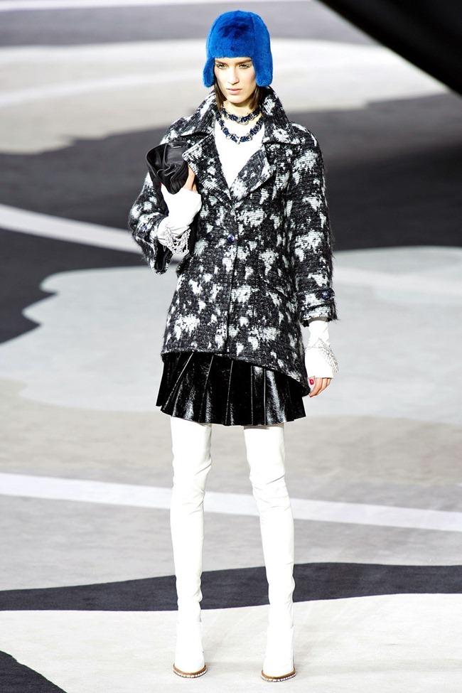 PARIS FASHION WEEK- Chanel Fall 2013. www.imageamplified.com, Image Amplified (3)