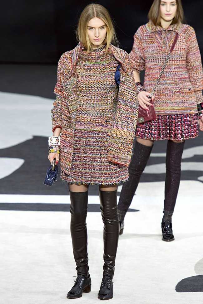 PARIS FASHION WEEK- Chanel Fall 2013. www.imageamplified.com, Image Amplified (30)