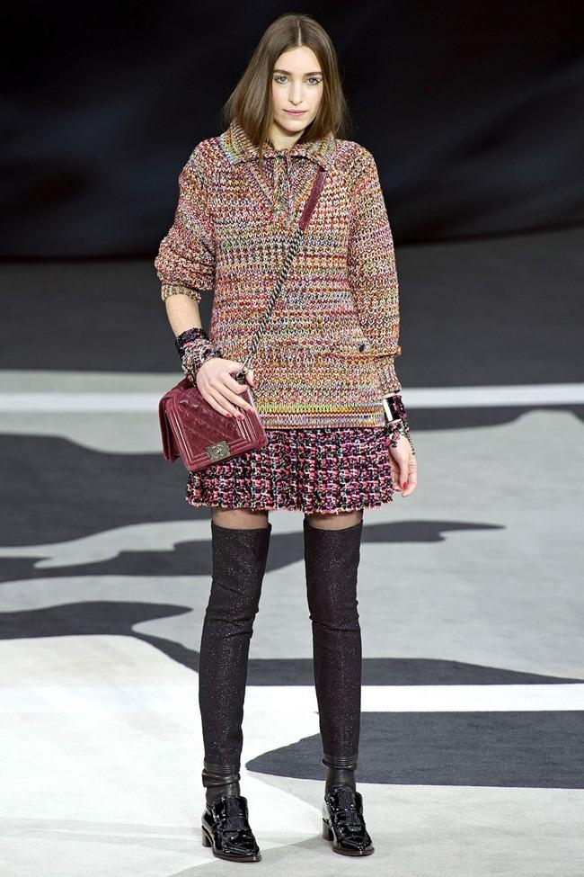 PARIS FASHION WEEK- Chanel Fall 2013. www.imageamplified.com, Image Amplified (31)