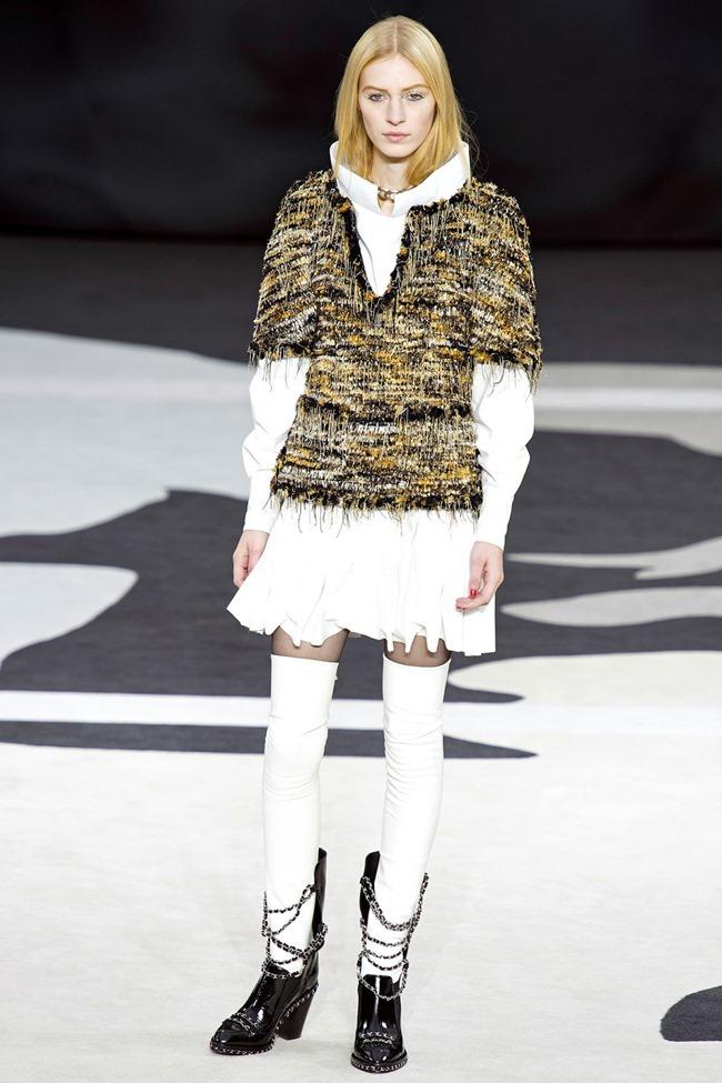 PARIS FASHION WEEK- Chanel Fall 2013. www.imageamplified.com, Image Amplified (50)