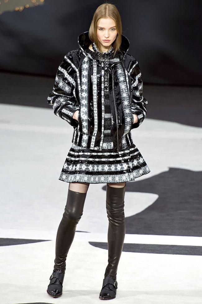 PARIS FASHION WEEK- Chanel Fall 2013. www.imageamplified.com, Image Amplified (63)