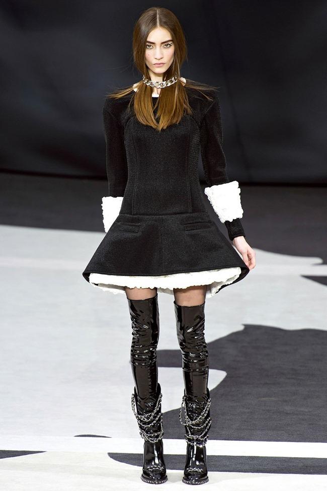 PARIS FASHION WEEK- Chanel Fall 2013. www.imageamplified.com, Image Amplified (73)