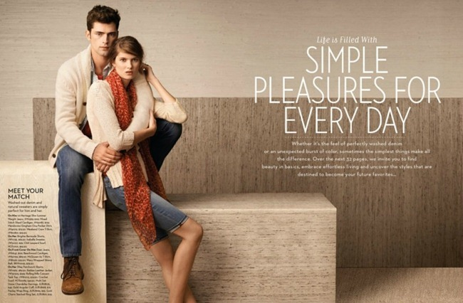 CAMPAIGN- Sean O'Pry for Lucky Brand Spring 2013. www.imageamplified.com, Image Amplified (1)