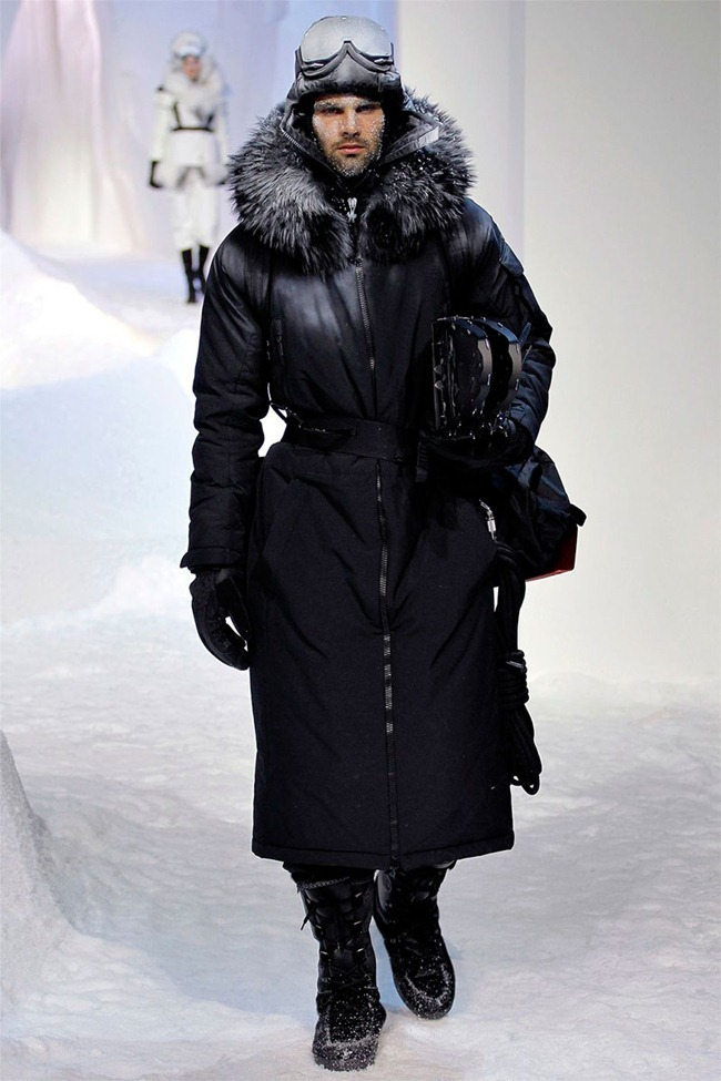 PARIS FASHION WEEK- Moncler Gamme Rouge Fall 2013. www.imageamplified.com, Image Amplified (9)