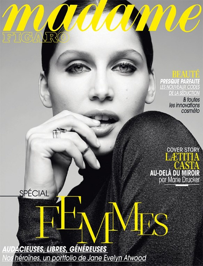 MADAME FIGARO FRANCE- Laetitia Casta by Amy Troost. March 2013, www.imageamplified.com,  Image Amplified (1)