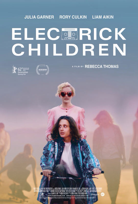 CINEMA SCAPE: Electrick Children by Rebecca Thomas Starring Julia Garner & Rory Culkin. In Theaters March 8, 2013