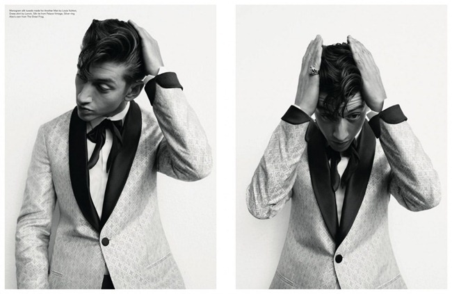 ANOTHER MAN MAGAZINE- Alex Turner in Second Coming by Willy Vanderperre. Alister Mackie, Spring 2013, www.imageamplified.com, Image Amplified (6)