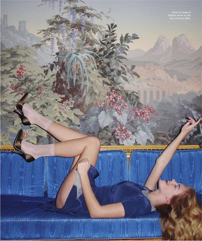 NYLON MAGAZINE- Valerie Van Der Graaf in Spring Fling by Kristin Vicari. Jean Annan-Lewin, April 2013, www.imageamplified.com, Image Amplified (3)