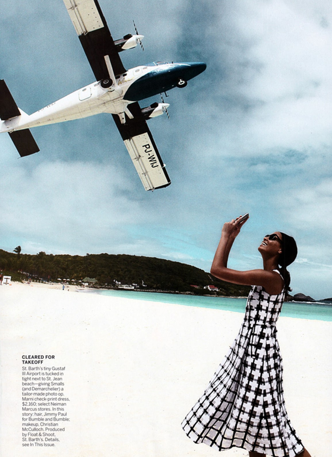 VOGUE MAGAZINE- Joan Smalls in Smooth Sailing by Patrick Demarchelier. Tonne Goodman, April 2013, www.imageamplified.com, Image Amplified (10)
