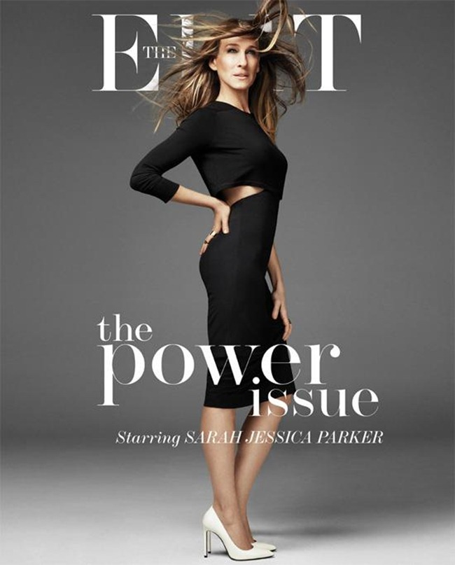"""THE EDIT MAGAZINE: Sarah Jessica Parker in """"More Than A ..."""