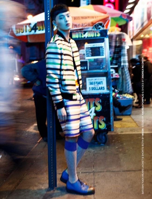 HOMME STYLE MAGAZINE- Paul Boche, Satoshi Toda & Philip Muscato in A Sunday in New York by Giovanni Squatriti. Giuseppe Ceccarelli, www.imageamplified.com, Image Amplified (2)