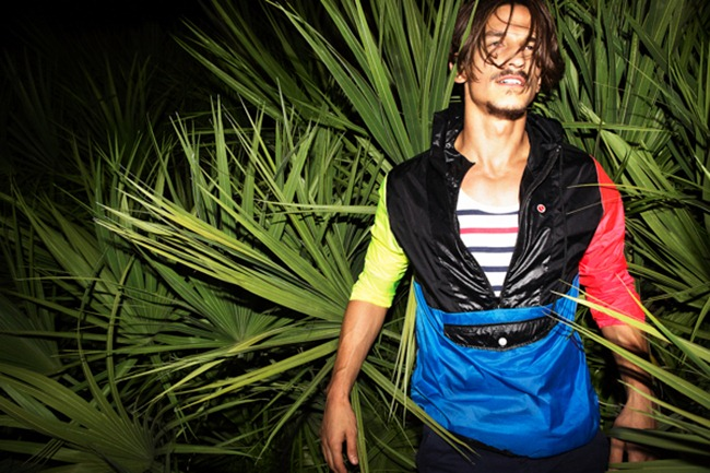 CAMPAIGN- Jarrod Scott & Amanda Booth for Bjorn Borg Spring 2013. www.imageamplified.com, Image Amplified