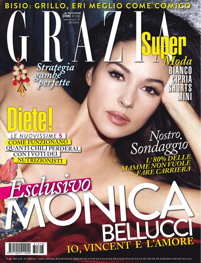 GRAZIA ITALIA- Monica Bellucci by Bruno Dayan. Michaela Guasco, March 2013, www.imageamplified.com, Image Amplified (8)