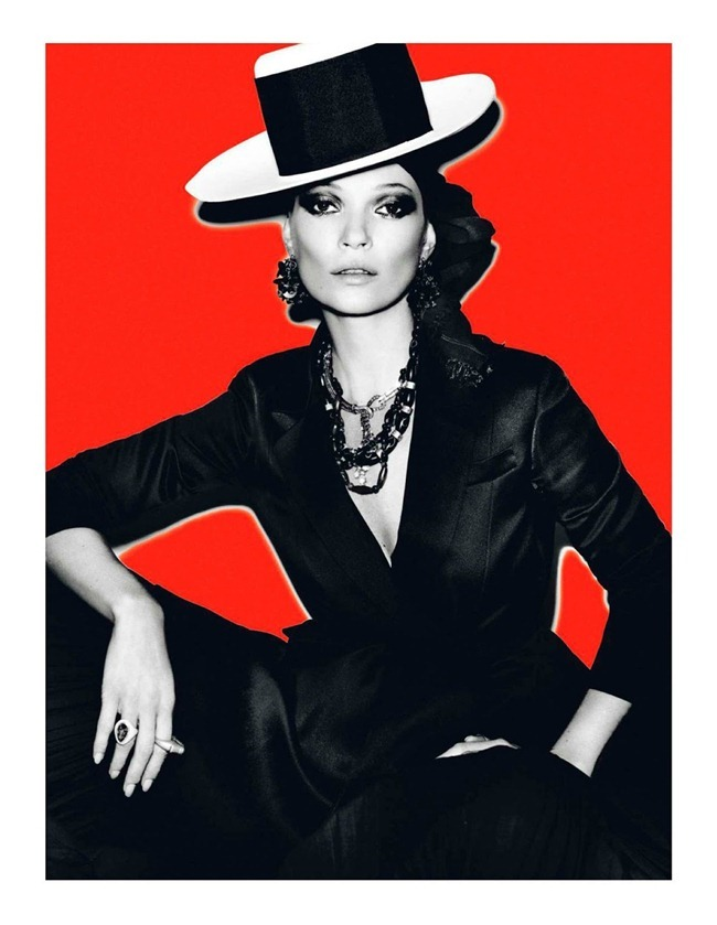 VOGUE PARIS- Kate Moss by Mario Testino. Emmanuelle Alt, April 2013, www.imageamplified.com, Image Amplified (2)