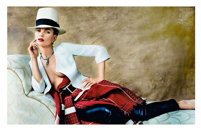 VOGUE PARIS- Kate Moss by Mario Testino. Emmanuelle Alt, April 2013, www.imageamplified.com, Image Amplified (12)