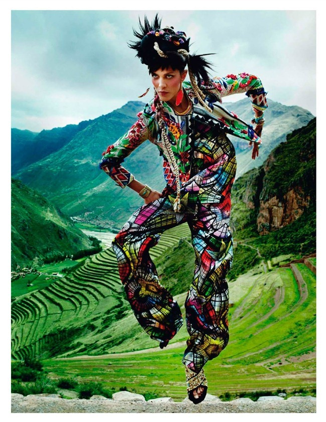 VOGUE PARIS- Isabeli Fontana in Inca by Mario Testino. Emmanuelle Alt, April 2013, www.imageamplified.com, Image Amplified (22)