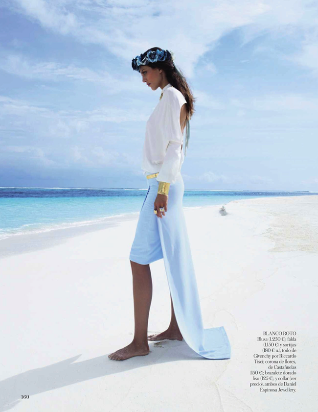 VOGUE SPAIN- Aymeline Valade in Ave del Paraiso by Miguel Reveriego. Belen Antolin, May 2013, www.imageamplified.com, Image Amplified (8)