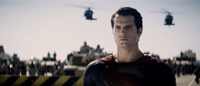CINEMA SCAPE: Man of Steel by Zack Snyder Starring Henry Cavill & Amy Adams. In Theaters June 14, 2013
