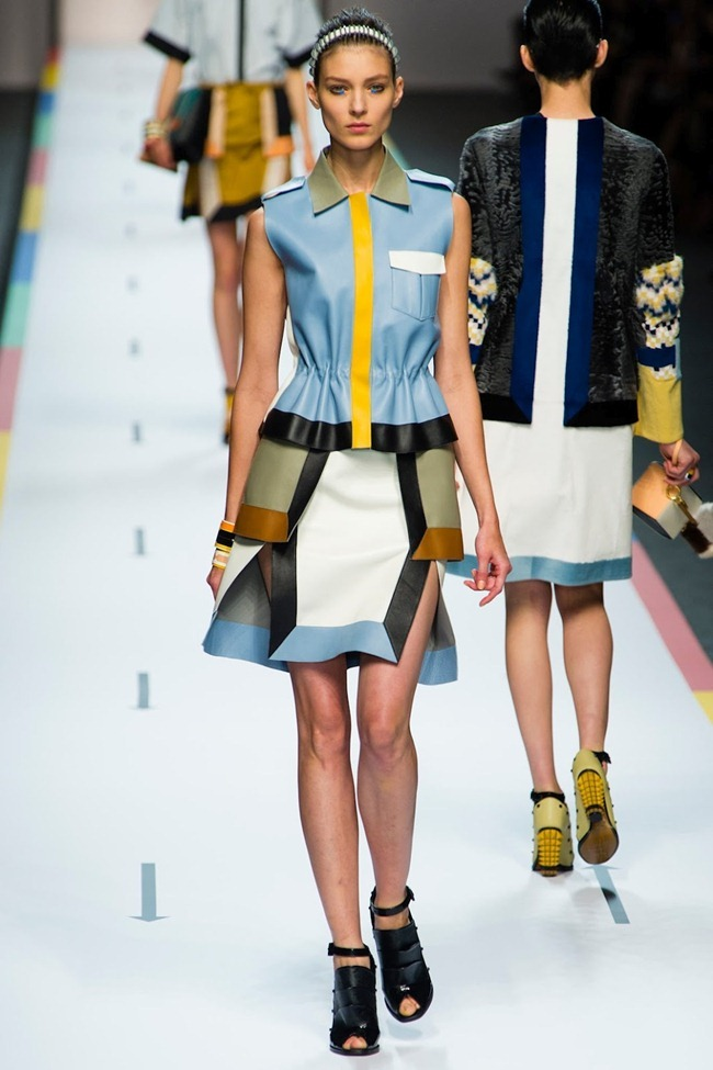 MILAN FASHION WEEK- Fendi Spring 2013. www.imageamplified.com, Image Amplified (1)