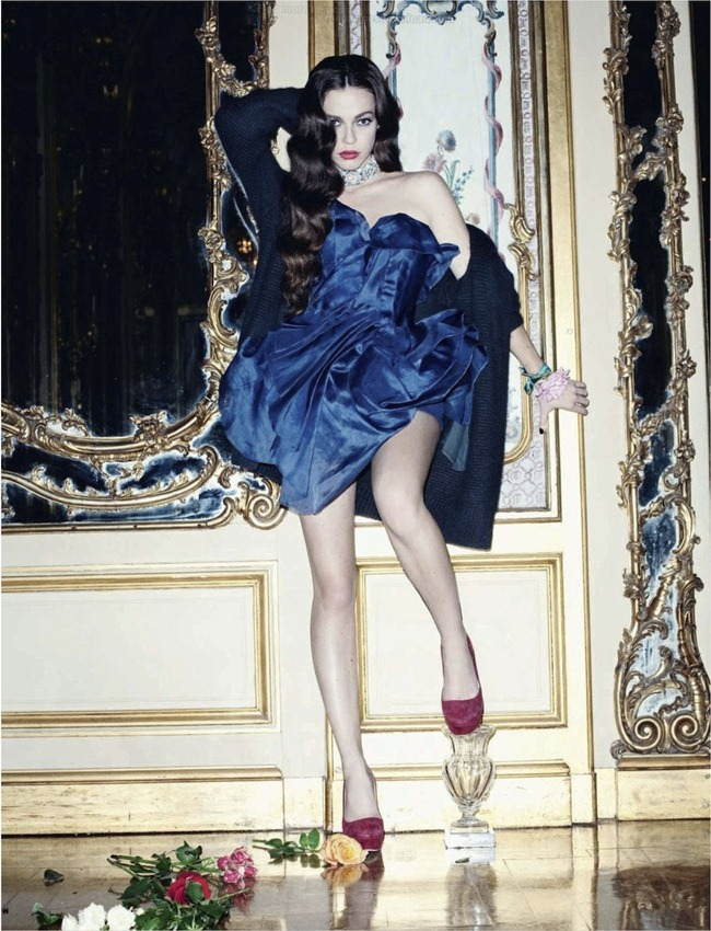 JALOUSE MAGAZINE Hailey Gates in Prom Ball, Walk of Shame by Cedric Viollet. October 2012, Jennifer Eymere, Anne Sophie thomas, www.imageamplified.com, Image Amplified (15)