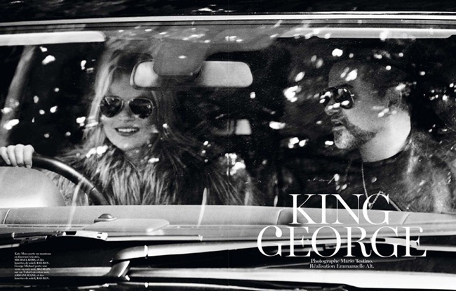 VOGUE PARIS Kate Moss & George Michael in King George by Mario Testino. Emmanuelle Alt, October 2012, www.imageamplified.com, Image Amplified (7)