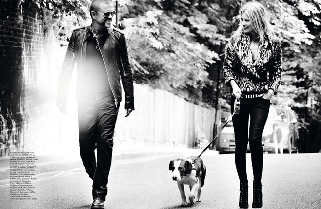 VOGUE PARIS Kate Moss & George Michael in King George by Mario Testino. Emmanuelle Alt, October 2012, www.imageamplified.com, Image Amplified (9)
