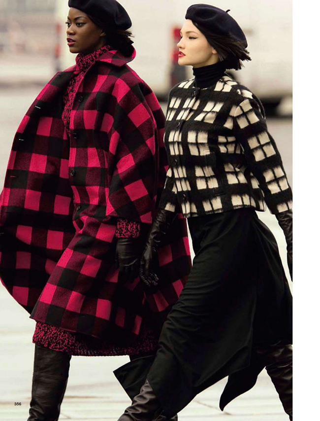 GLAMOUR ITALIA Let's Go by Hans Feurer. Edoardo Marchiori, October 2012, www.imageamplified.com, Image Amplified (2)
