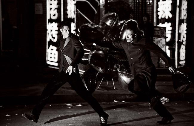 GQ STYLE GERMANY Hao Yunxiang & Zheng Dapeng in Italo Eastern by Daniel Riera. Tobias Frericks, www.imageamplified.com, Image Amplified (10) copy