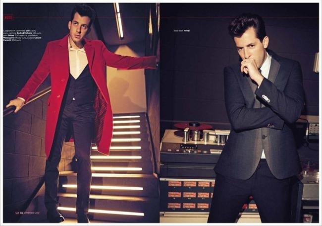 GQ ITALIA Mark Ronson by Adriano Russo. Elisa Anastasino, www.imageamplified.com, Image Amplified (1)