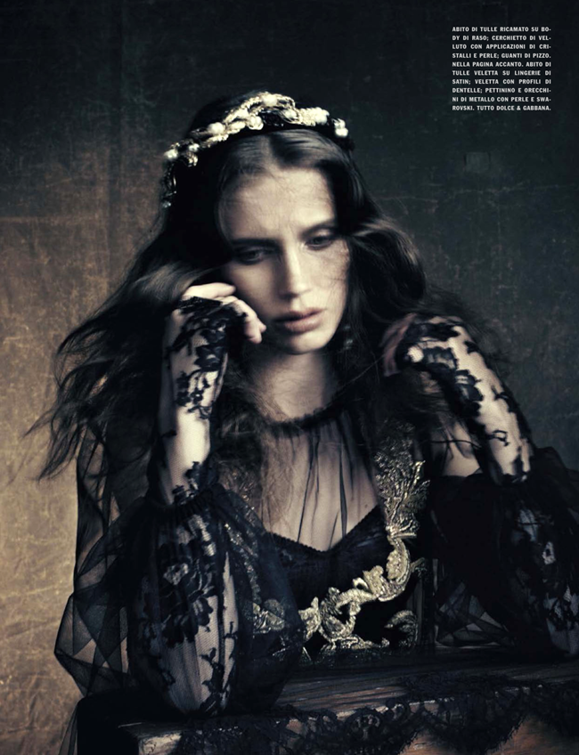 VOGUE ITALIA Marine Vacth by Paolo Roversi. Jacob K, October 2012, www.imageamplified.com, Image Amplified (3)