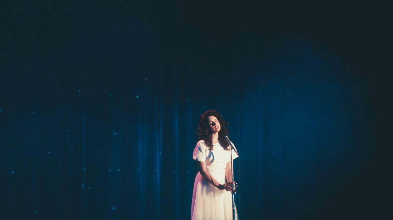 Sound Caffeine Lana Del Rey Ride Music Video Image Amplified