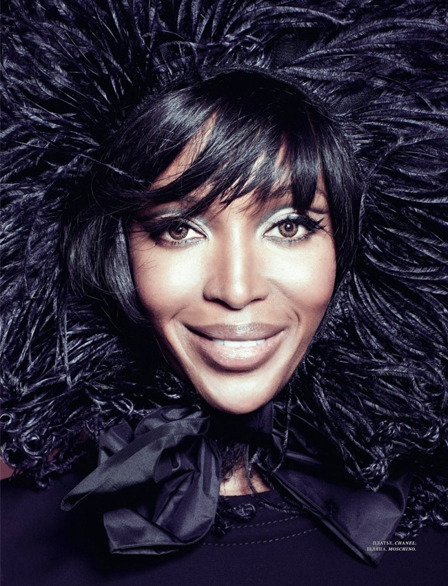 HARPER'S BAZAAR RUSSIA Naomi Campbell in Naomi, Super by Natalia Alaverdian. Natalie Joos, November 2012, www.imageamplified.com, Image Amplified (1)