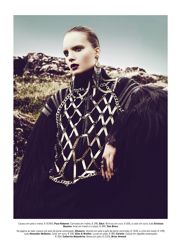 VOGUE PORTUGAL Charlotte Tomaszewska in Terra Nova by Kevin Sinclair. November 2012, Andrew Holden, www.imageamplified.com, Image Amplified (7)
