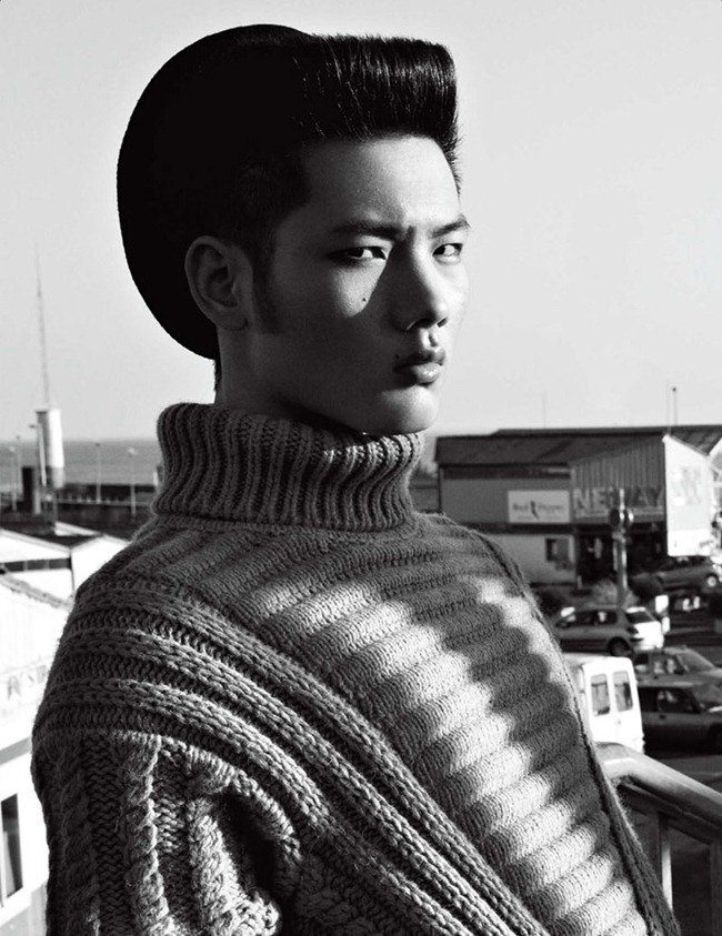 NUMERO HOMME CHINA Hou Jinxiang by Tiziano Magni. Joseph Carle, www.imageamplified.com, Image Amplified (11)