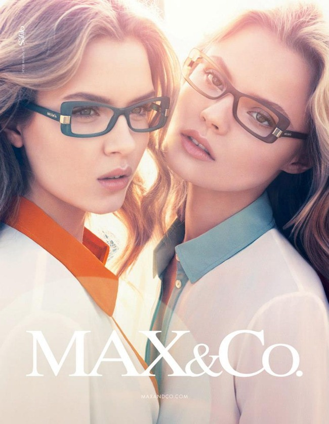 CAMPAIGN Magdalena Frackowiak & Josephine Skriver for Max & Co by Knoepfel & Indlekofer. Clare Richardson, www.imageamplified.com, Image Amplified (5)