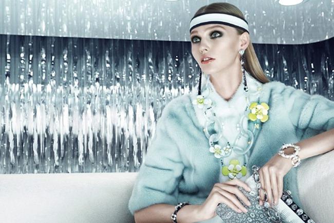 CAMPAIGN Sasha Pivovarova for Prada Resort 2013 by Steven Meisel. www.imageamplified.com, Image Amplified (10)