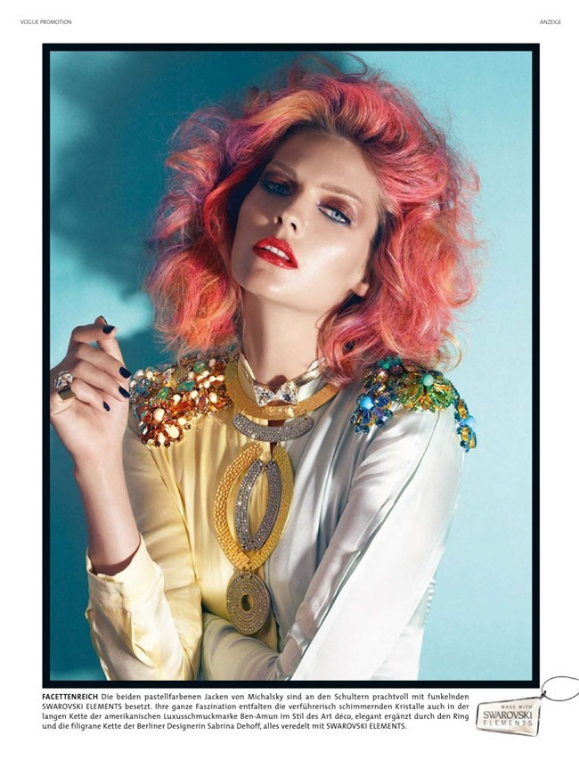 VOGUE GERMANY- Karolin Wolter in Swarovski by Lado Alexi. Dennis Blys, December 2012, www.imageamplified.com, Image Amplified (5)