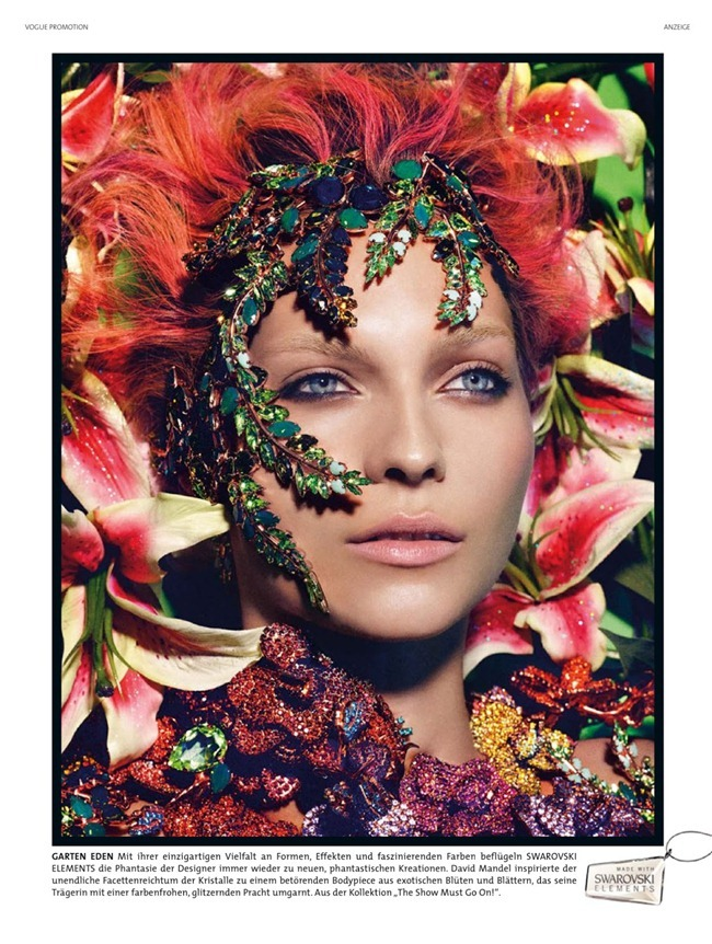 VOGUE GERMANY- Karolin Wolter in Swarovski by Lado Alexi. Dennis Blys, December 2012, www.imageamplified.com, Image Amplified (7)