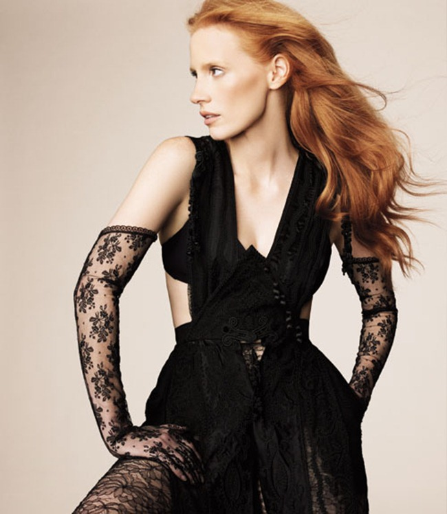 MARIE CLAIRE MAGAZINE- Jessica Chastain by Tesh. December 2012, www.imageamplified.com, Image Amplified (6)