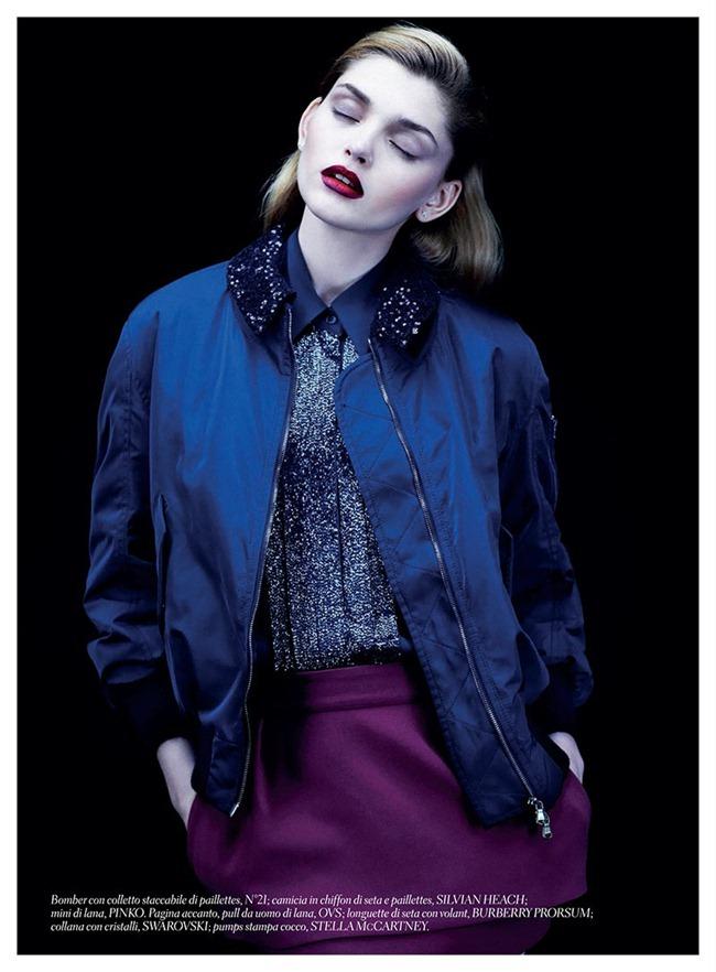GIOIA MAGAZINE- Valeriia Karaman in Blue Velvet by Alvaro Beamud Cortes. Monica Curetti, www.imageamplified.com, Image Amplified (3)