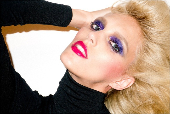 FEATURED MODEL- Anja Rubik by Terry Richardson. www.imageamplified.com, Image Amplified