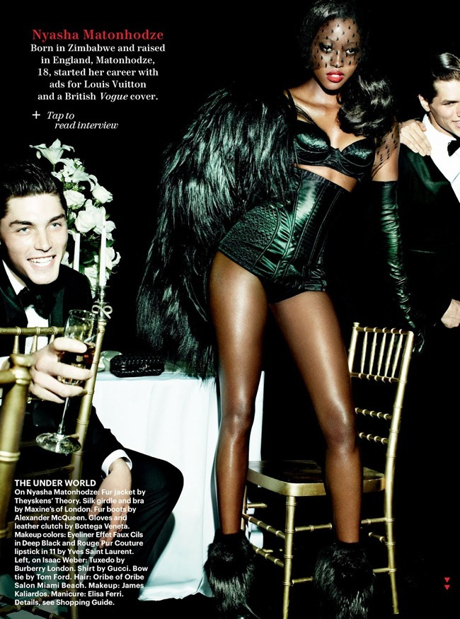 ALLURE MAGAZINE- Life of the Party by Mario Testino. Paul Cavaco, December 2012, www.imageamplified.com, Image Amplified (13)
