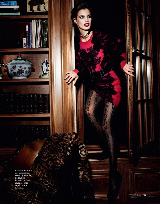 ELLE RUSSIA- Rianne Ten Haken in Love Without Limits by DAvid Burton. December 2012, Daria Anichkina, www.imageamplified.com, Image Amplified (9)