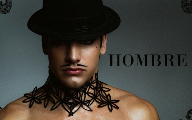 MASCULINE DOSAGE- Natan Squersato in Hombre by Junior Franch. www.imageamplified.com, Image Amplified