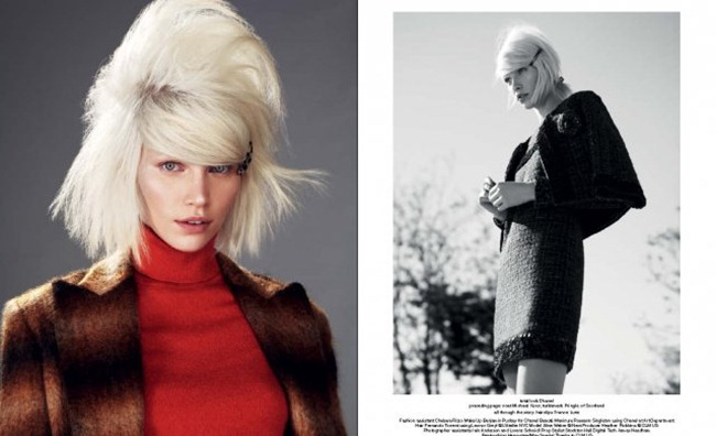 MUSE MAGAZINE- Aline Weber in Till The Next Goodbye by Ben Weller. Beth Fenton, Winter 2012, www.imageamplified.com, Image Amplified (2)